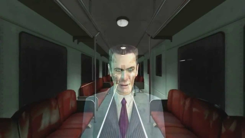 Half-Life 2.Проснитесь и пойте,мистер Фримен.