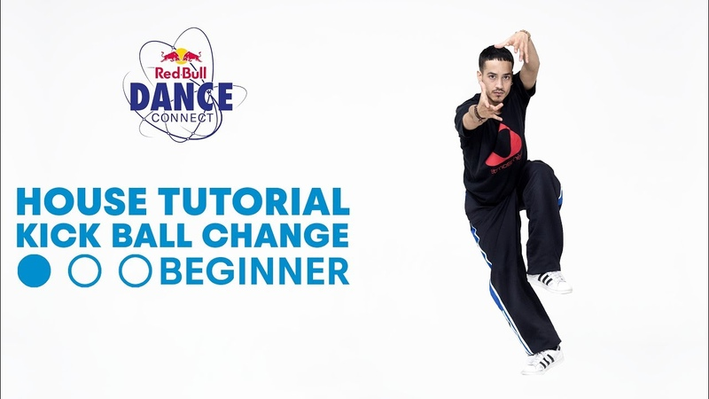 How To Kick Ball Change For Beginners   House Dance Tutorial with Raza