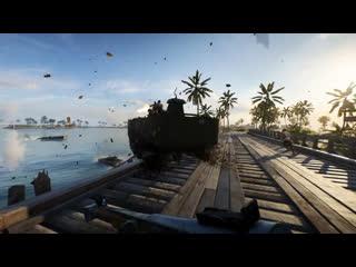 Battlefield V | Остров Уэйк