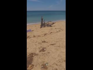 Мой любимый пляж!!! ...пока все спят друзья-я на пляж!!