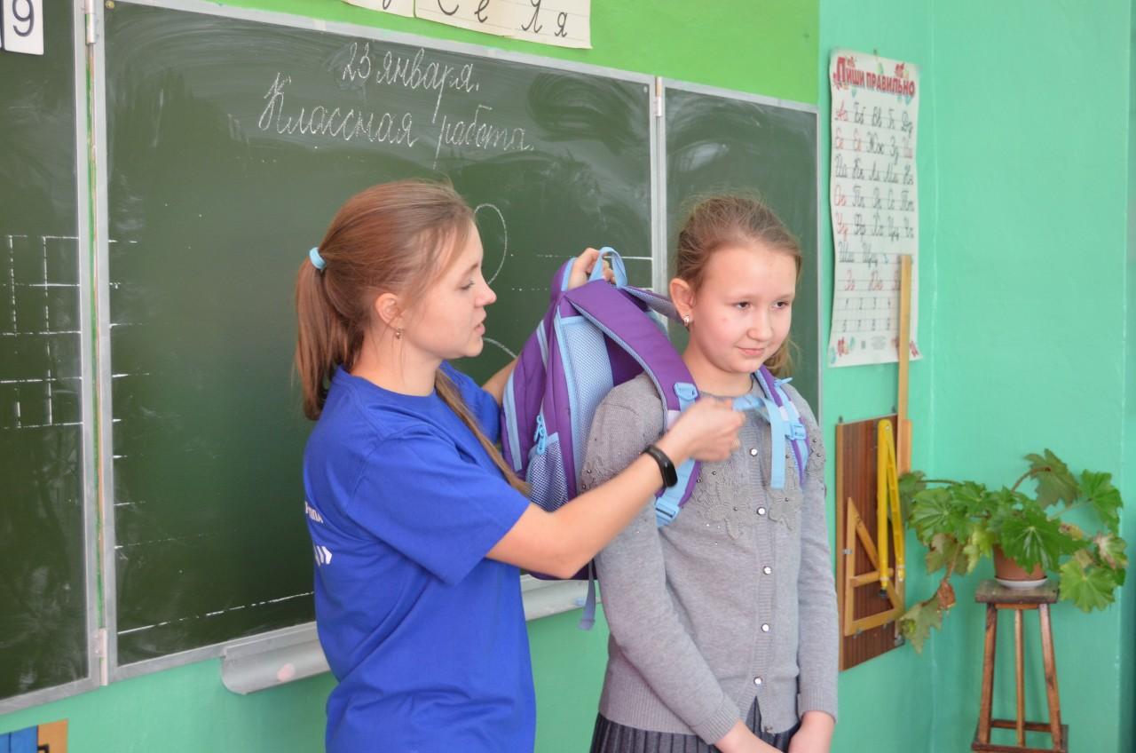 Школа детской безопасности в МБОУ Кочуновской ООШ.