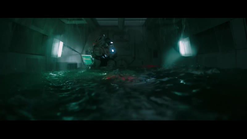 Под водой уже в кино