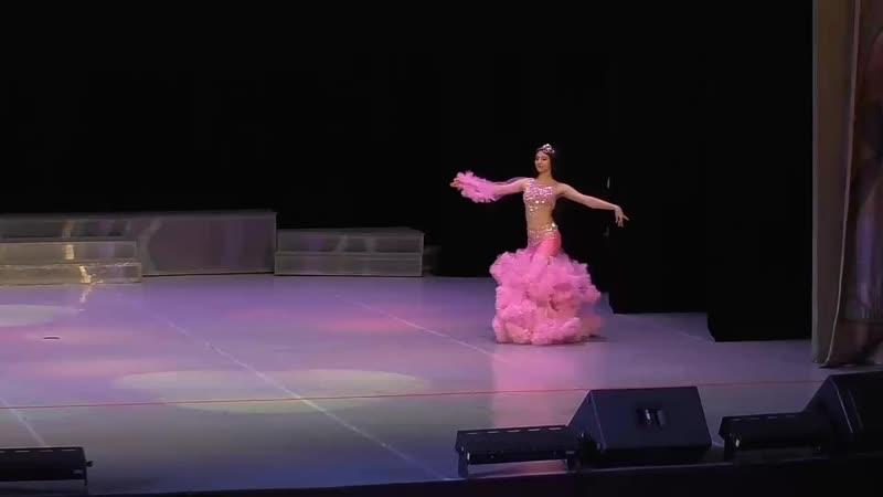 Панкина Алиса восточные танцы