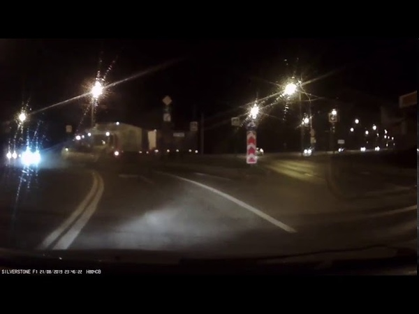 В двух ДТП на улице Измайлова в Пензе пострадали пять человек
