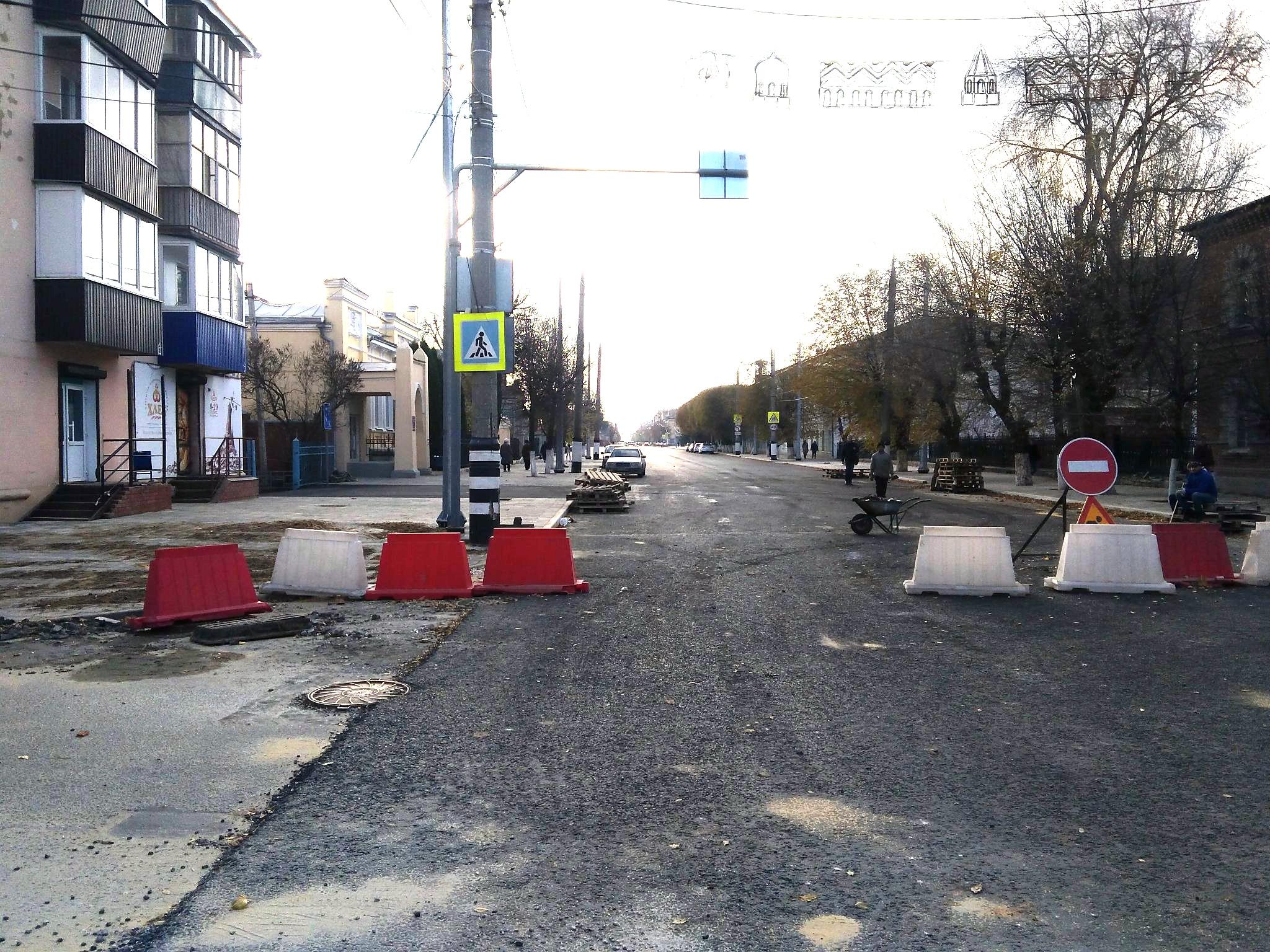 ул. Советская, Сызрань 2019