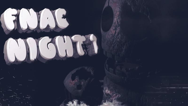 Five Nights at Candy s FNaC прохождение 1 ночь 1