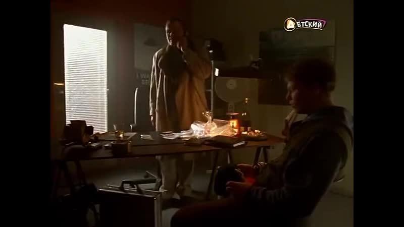 Детективы из табакерки. 4 сезон, 10 серия