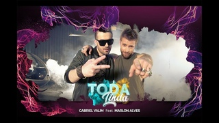 Gabriel Valim - TODA LINDA - ft. Marlon Alves Dance MAs - Zumba (Video Clipe Oficial)