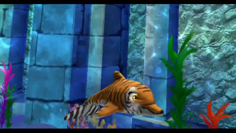 DolphinShow_🌺...Моё прохождение🐬Прирождённый Дельфин🐬