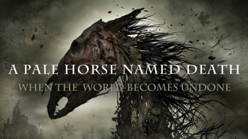 A Pale Horse Named Death - When The World Becomes Undone (Full Album Stream)
