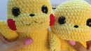 Как сделать утяжку мордочки вязаной игрушке амигуруми
