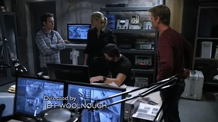 Сериал. Визитеры. (2 сезон ) 8 серия.