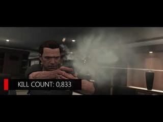 "JOHN WICK BEATS ""Max Payne 3"" ◄Kill Count: 1,216►"