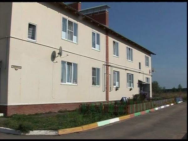 Дом для детей-сирот в Борисоглебском районе рушится прямо на глазах