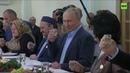 Вы приглашали я приехал в Дагестане Путин сдержал обещание 1999 года и выпил стопку