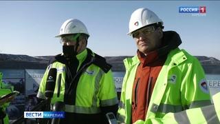 Новый проект модернизации Костомукшского горно-обогатительного комбината стал резидентом «Арктики»