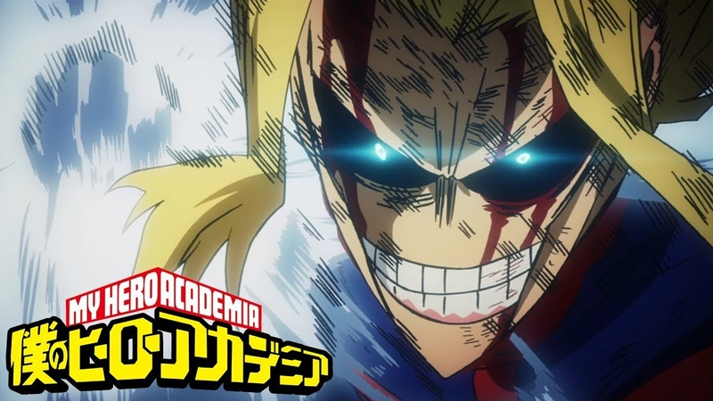 UNITED STATES OF SMASH My Hero Academia