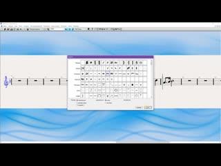 Урок 5. Триоли, мелизмы, нюансировка и другое Sibelius 6