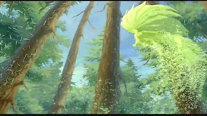 Ala Naturalis (ОленьНимфа и Вулкан) -music Yanni - Prelude N.mp4