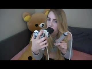 Horse dildo deepthroat [throat blowjob dildo webcam chaturbate masturbate teen tiny anal]