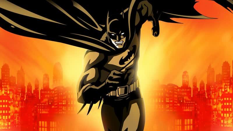 КиноLive Бэтмен Рыцарь Готэма