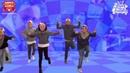 ЭВОЛЮЦИЯ ТАНЦА - ВСЕ ТРЕНДЫ 70s - 2020s! Танцуй вместе с Super Party!