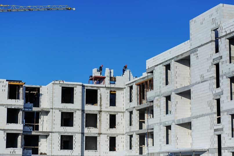 Отчет о ходе строительства, ЖК «Ожогино» январь 2020, изображение №3