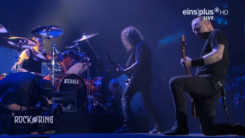 Metallica Enter Sandman Live at Rock am Ring 2014