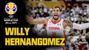 Willy Hernangomez All BUCKETS HIGHLIGHTS from the FIBA Basketball World Cup 2019