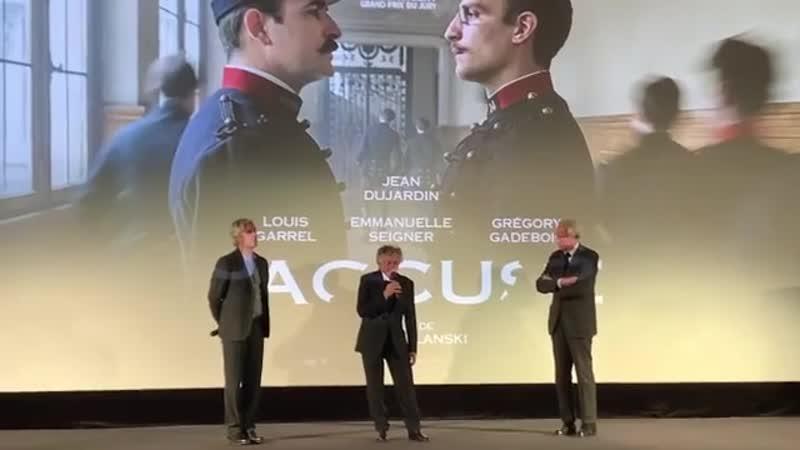 @grossjudith Jaccuse avant-premiere at Memorial de la Shoah 2 (11.11.2019)