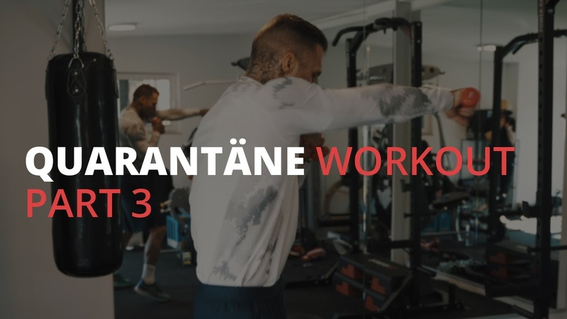 Kontra K Quarantäne Home Workout Part 3 StayHome and Work Out WithMe