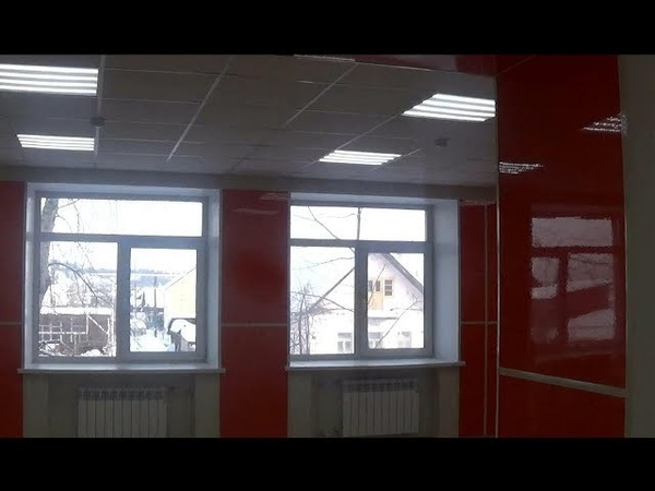 Завершён ремонт первого этажа Женской консультации