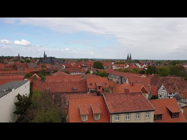 Germany Berlin Quedlinburg Postdam May 2019
