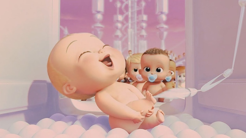 The Boss Baby Full Trailer 2017 - DreamWorks