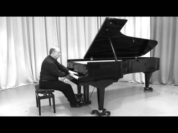 Чайковский Колыбельная песнь в бурю обр А Г