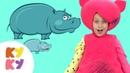 КУКУТИКИ - МАМА - Детская песенка про маму - Поем с Кукутиками Funny Kids Song about Mom