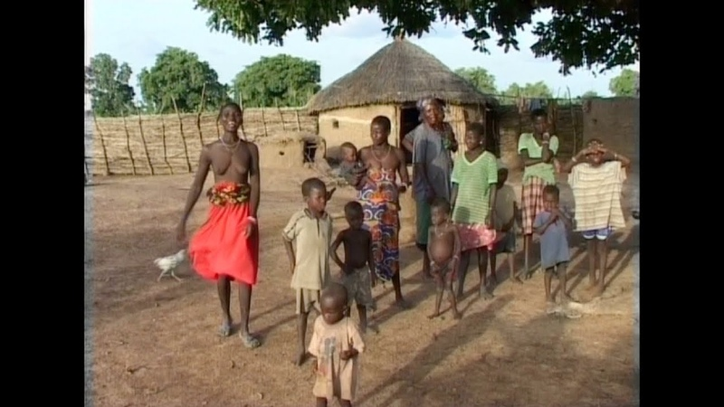 Burkina Faso vergessenes Land