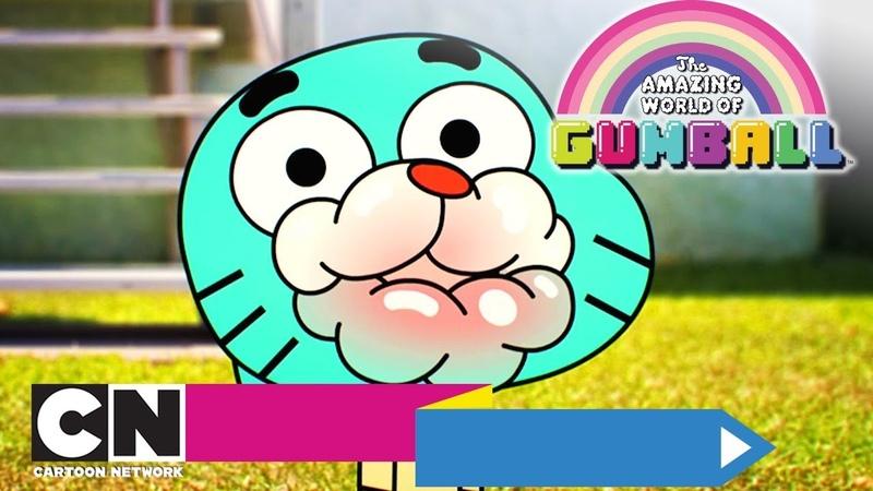 Удивительный мир Гамбола Деревенщина Предатели серия целиком Cartoon Network
