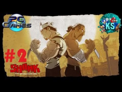 Shank Прохождение На Двоих 2