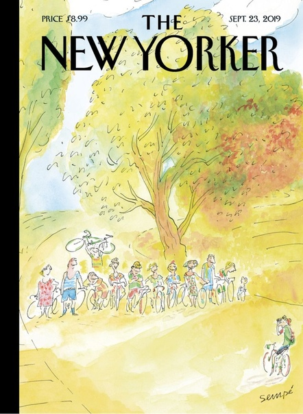 The New Yorker - September 23  2019 UserUpload
