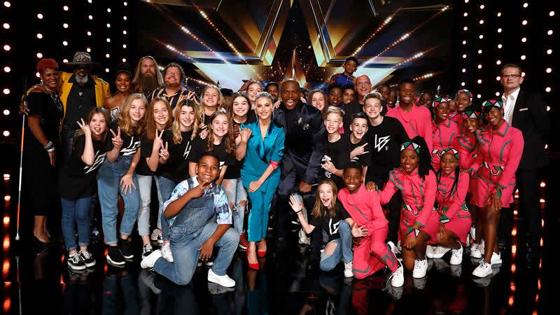 America's Got Talent 2019: Live Results 2 - 14x15 (1080p)