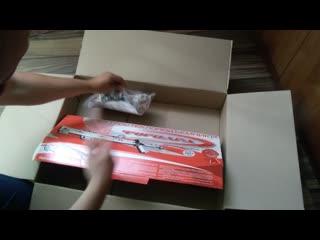 Распаковка стеклоподъемников ФОРВАРД для ВАЗ-2104