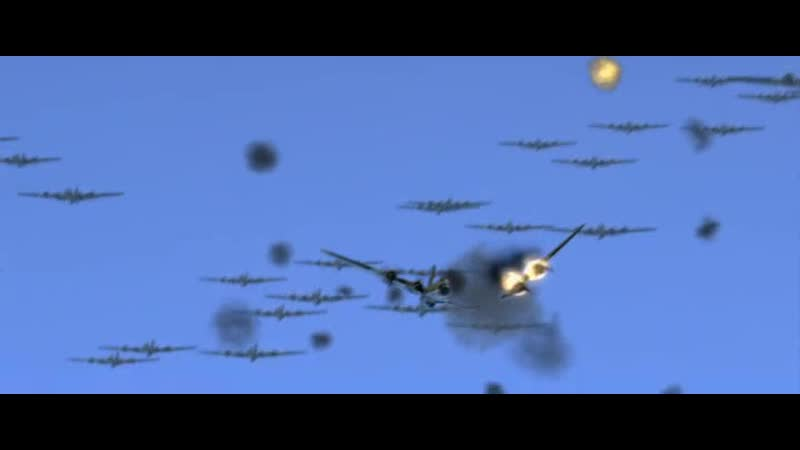 Налёт B-17 (Летающая крепость (2010)-002
