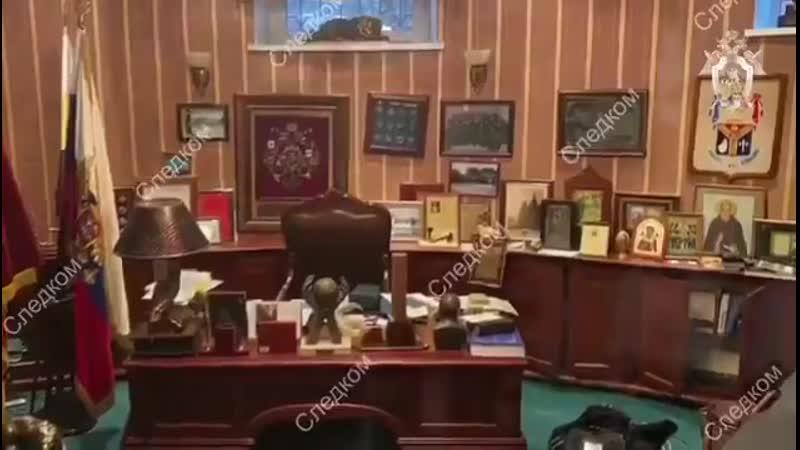 Следственный комитетДва шикарных дома экс главы Щёлковского района Подмосковья