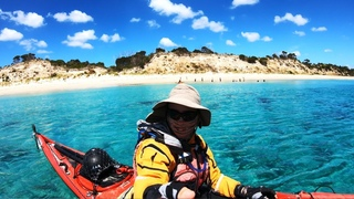 Kangaroo Island sea kayak crossing - Part 4: Antechamber Bay to Fishery Beach