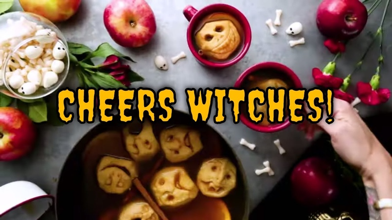 These Halloween Potions Will Make You Say Cheers, Witches