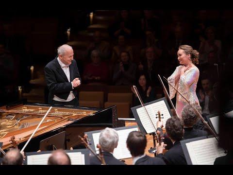 Berliner Philharmoniker Julia Lezhneva Adam Fischer Mozart Ch` io mi scordi di te? excerpt
