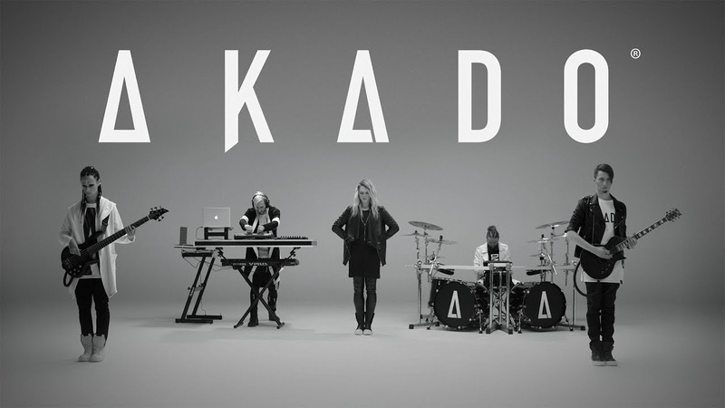 AKADO DARKSIDE Official Music Video 5K