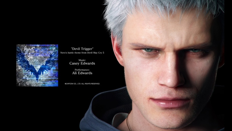 Full Song Official Lyrics Devil Trigger Nero's battle theme from Devil May Cry 5