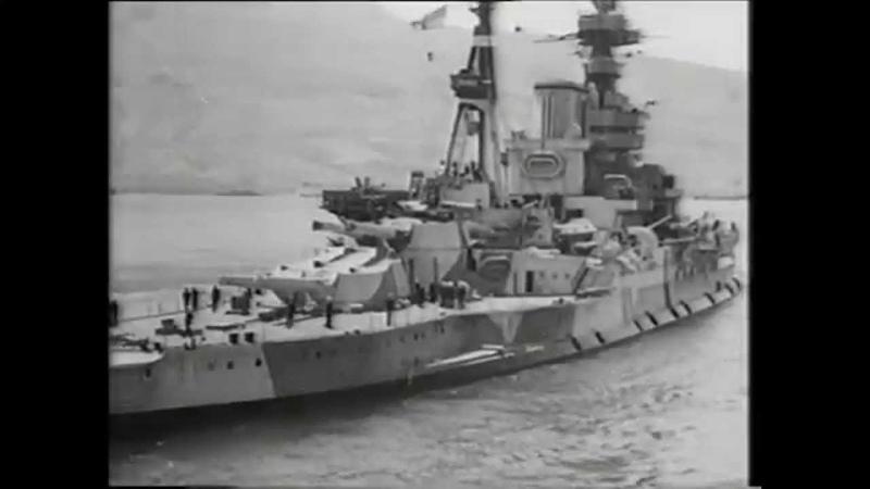 War at Sea Mediterranean ATV documentary from 1960